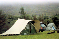 camping Creveen Lodge