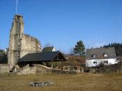 Cache de Burg Glaadt