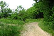 Onderweg naar cache Bornay Tour #1: <<Sur Le Château>>