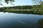 Lac de petit Maclu