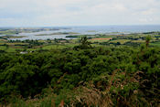 Uitzicht vanaf St. Patrick