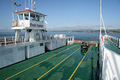 Ferry Magmilligan Point - Greencastle