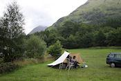 Camping Glencoe