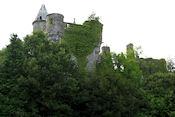 Cache bij Buchanan Castle
