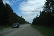 Wegen in Letland