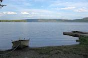 Meer bij Svaninge camping