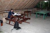 Internetten op camping Karkles Kopos
