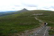 Onderweg naar de top