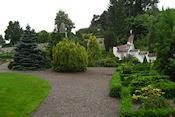 Begraafplaats/tuin Udby kirke