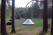 Hotel/camping 'Kubija'