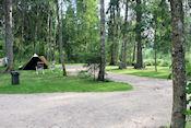 Camping Taevגskoja Salamaal On