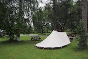 Camping Lit