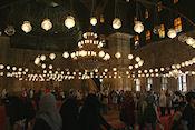 In Blauwe moskee