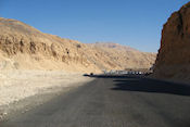 De weg naar King Valley
