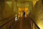 In de grafkelder van Ramses IV