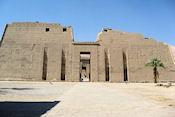 Medinet Habu / Tempel Ramses III