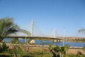 Bijna bij de brug