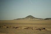 Onderweg in de woestijn