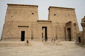 Het tempelcomplex van Philae