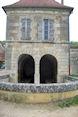Lavoir in Civry-sur-Serein