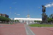 Lenin voor Finland station