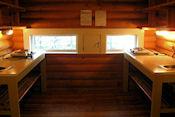 Keuken camping Oulanka