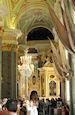 Interieur Petrus en Pauluskathedraal