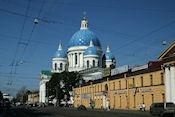 Trinity-Izmailovsky Cathedral