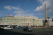 Ploschad Vosstaniya (Vosstaniya plein)