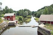 Watermolen bij Tönnö