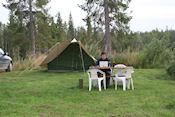 Camping Wild Lapland