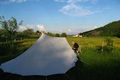 Camping in Jullié