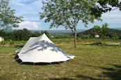 Camping Le Pastory  bij Bédoin