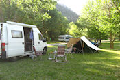 Camping Le Chambron in Condorcet