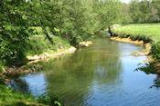 Bij  Le Pont Romain