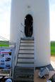 Open dag bij de windmolen