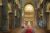Sint Nicolaas-kathedraal interieur
