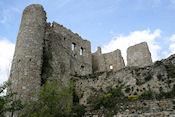Ruine van Bargeme