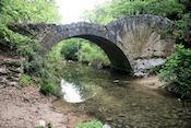 Oude brug omgeving Bonnieux