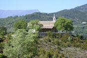 Kerkje bij  Arpavon