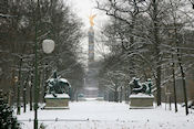Siegesaul in Tiergarten