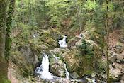 Watervallen van Tendon