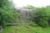 Bunker bij Boulay-Moselle