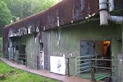 Abri du Bichel-Sud, de bunker bij het eventterrein
