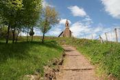 Bovenkerk in Saint Quirin