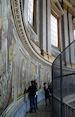 Bovenin St. Pieter op weg naar boven, naar buitenring