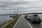 Boot naar Norderön
