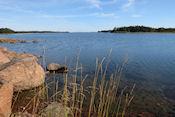 Uitzicht op Silverskär
