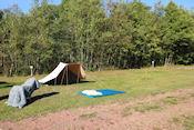 Camping Uddens