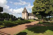 Sankta Catharina kerk in Kattby